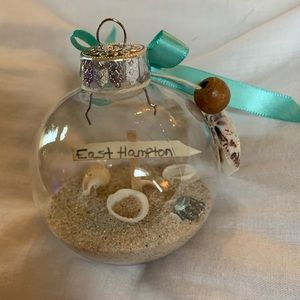 Other - East Hampton Christmas Ornament
